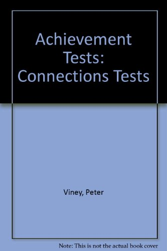 9780194348768: New American Streamline Achievement Tests: Connections Tests