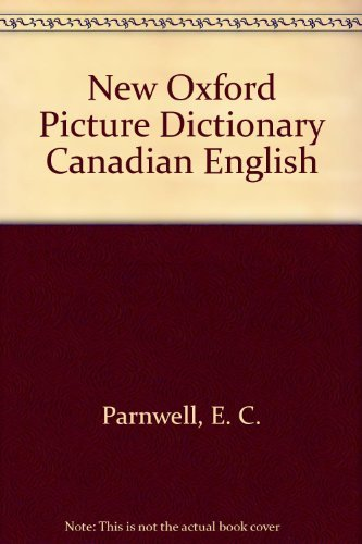 9780194349154: The Canadian Oxford Picture Dictionary