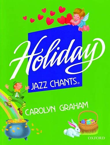 9780194349277: Holiday Jazz Chants: Student's Book: Student Book