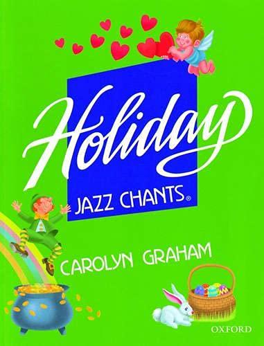 9780194349277: Holiday Jazz Chants: Student Book