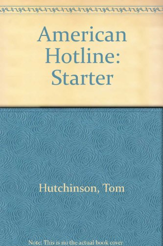 9780194349321: American Hotline: Starter (American Hotline)