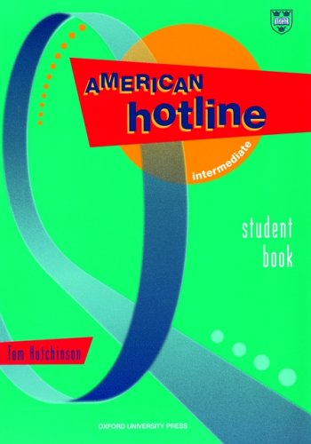 9780194349420: American Hotline: Intermediate