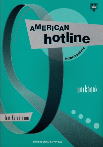 9780194349437: American Hotline: Workbook Intermediate level