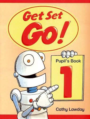 9780194350501: Get Set Go! 1: Pupil's Book: Pupil's Book Level 1