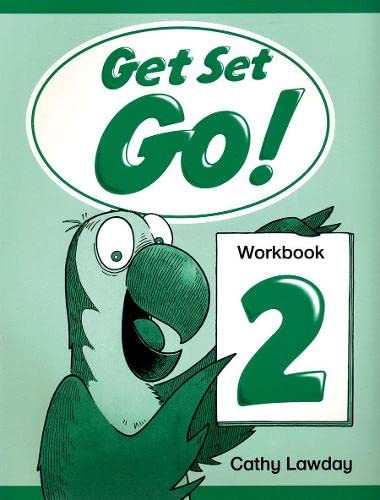 9780194351010: Get Set - Go!: 2: Workbook