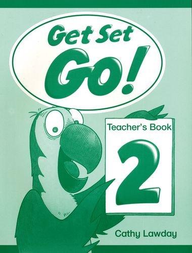 9780194351027: Get Set Go! 2: Teacher's Book: Teacher's Book Level 2