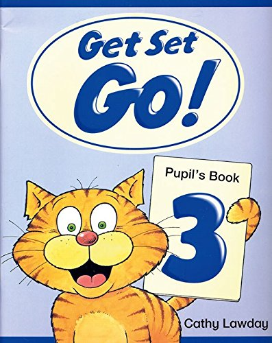 9780194351041: Get Set Go! 3: Pupil's Book: Pupil's Book Level 3