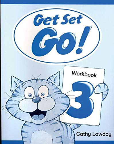 9780194351058: Get Set - Go!: 3: Workbook