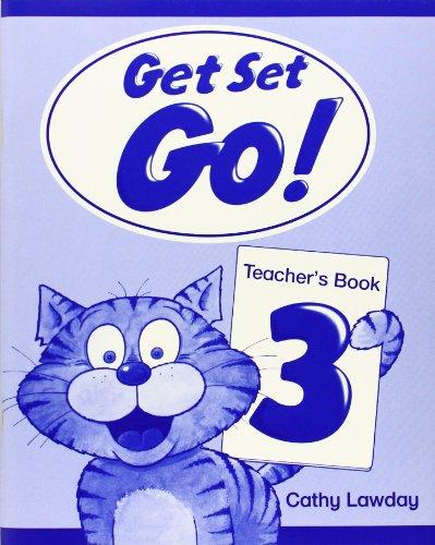 9780194351065: Get Set Go! 3: Teacher's Book: Teacher's Book Level 3