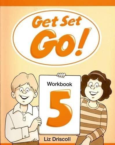 9780194351164: Get Set - Go!: 5: Workbook