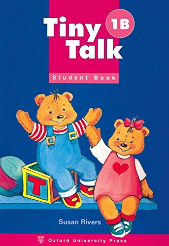 9780194351553: Tiny Talk: 1: Student Book (B): Student Book B Level 1