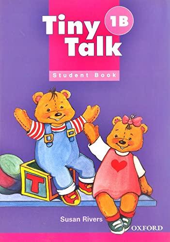 9780194351553: Tiny Talk: 1: Student Book (B)