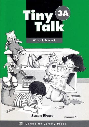 9780194351713: Tiny Talk: 3: Workbook A
