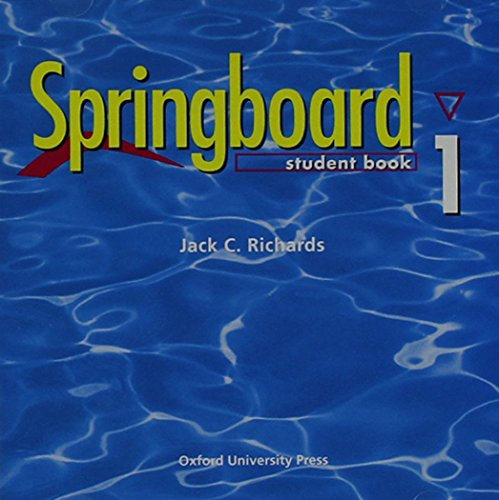 9780194351973: Springboard 1: Compact Disc
