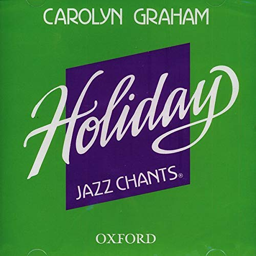 9780194352499: Holiday Jazz Chants: Compact Disc