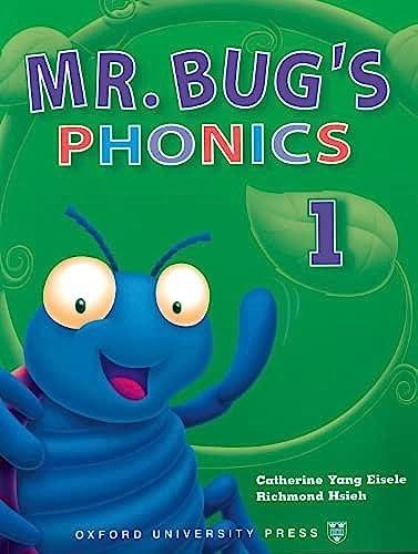 9780194352529: Mr Bug's Phonics 1: Student's Book: Bk.1