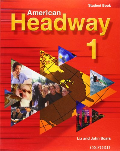 9780194353755: American Headway 1: Student Book