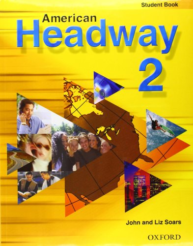 9780194353793: American Headway 2: Student Book
