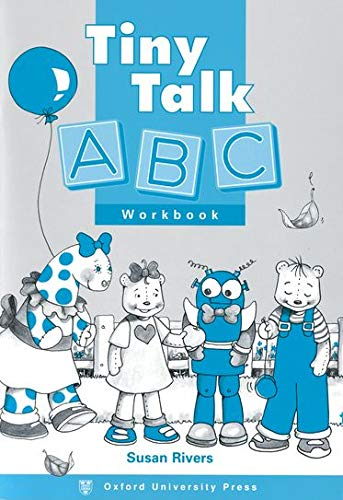 9780194353922: Tiny Talk: ABC Workbook