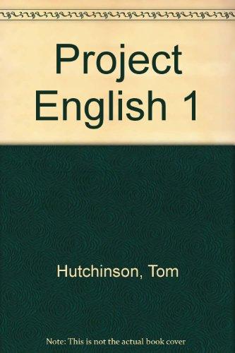 PROJECT ENGLISH 1: LIBRO DE PRACTICA.: Hutchinson, Tom.