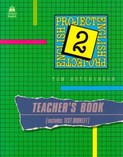 9780194354370: Project English: Teacher's Book Bk.2