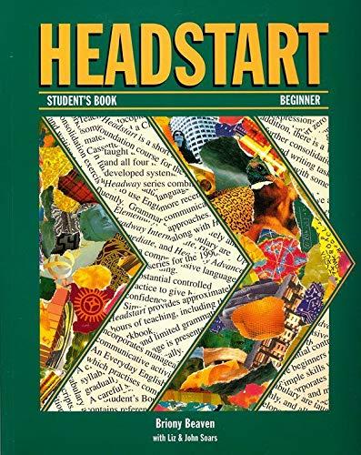 9780194357210: Headstart: Student's Book: Student's Book Beginner level