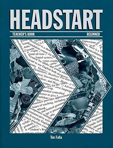 9780194357234: Headstart: Teacher's Book