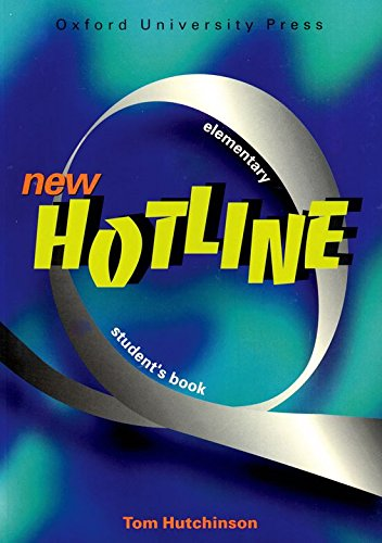 9780194357593: New Hotline Elementary: Student's Book