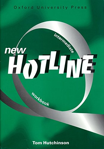 9780194357685: New Hotline Intermediate Workbook