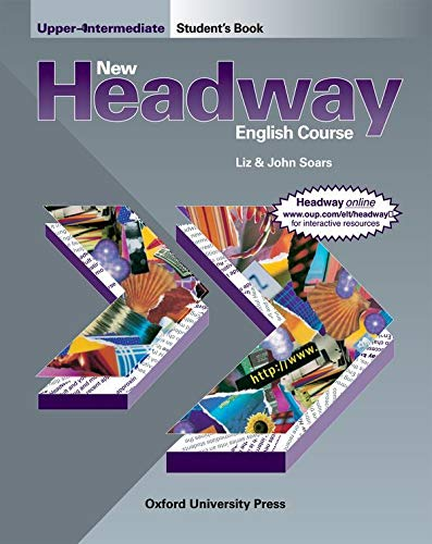 9780194358002: New Headway English Course. Upper-Intermediate Student's Book