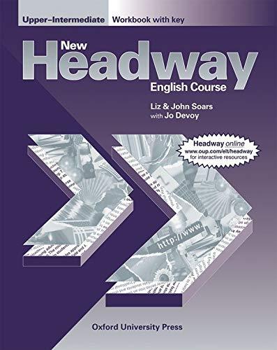 9780194358019: New Headway: Upper-Intermediate: Workbook (with Key)
