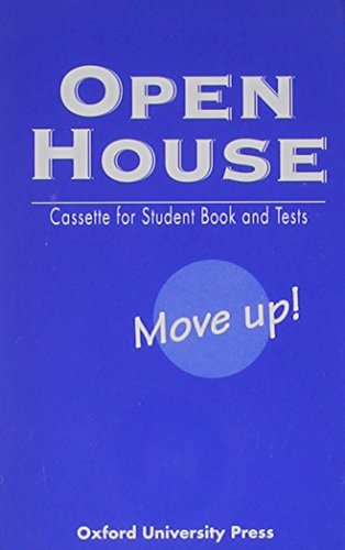 Open House 3: Move Up! Cassette (9780194358538) by Norman Whitney