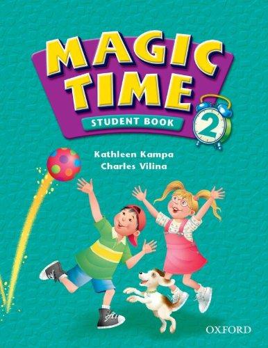 9780194361873: Magic Time 2: Student Book