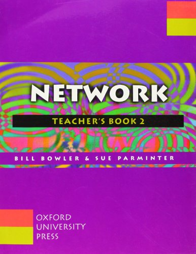 9780194362078: Network: Teacher's Book Level 2