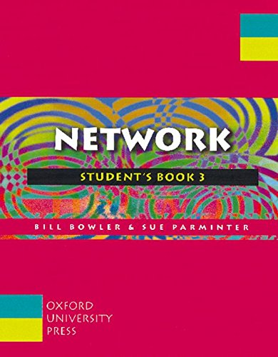9780194362108: Network: Student's Book Level 3
