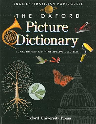9780194362818: The Oxford Picture Dictionary: English-Brazilian Portuguese Edition