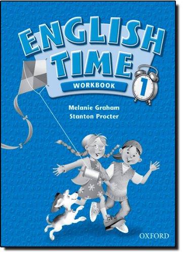 9780194363075: English Time 1: Workbook