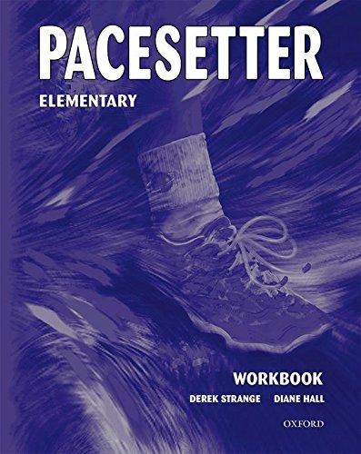 9780194363310: Pacesetter Elementary: Workbook: Workbook Elementary level