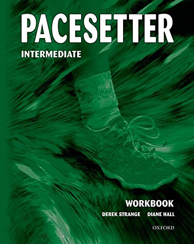 9780194363419: Pacesetter Intermediate: Workbook: Workbook Intermediate level