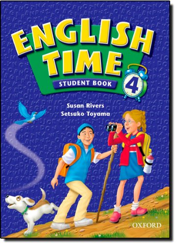 9780194364195: English Time 4: Student Book