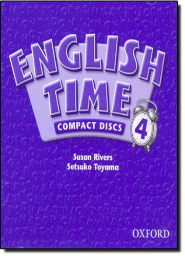 9780194364232: English Time 4: Audio CD