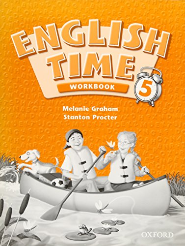 9780194364287: English Time 5: Workbook