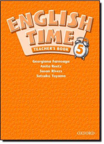 9780194364294: English Time 5: Teacher's Book