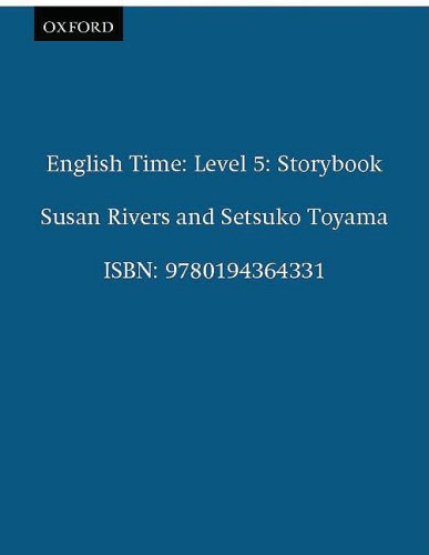 9780194364331: English Time 5: Storybook