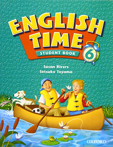 9780194364355: English Time, Student Book 6