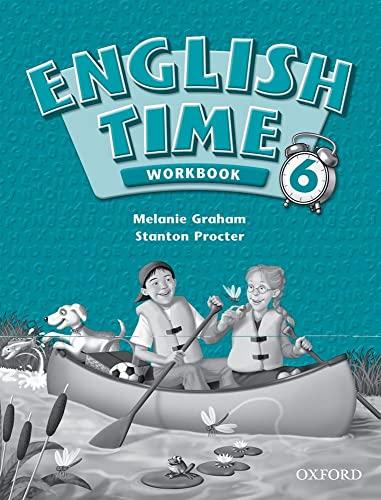 9780194364362: English Time 6: Workbook