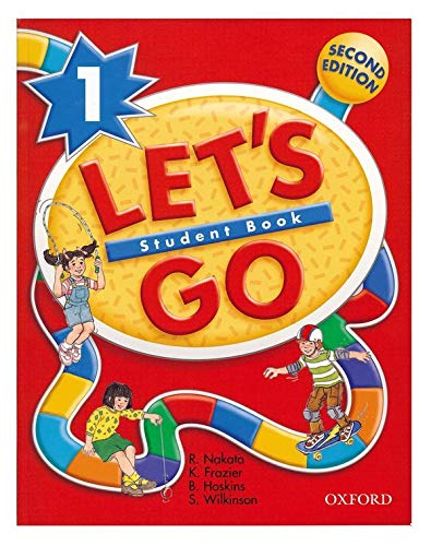 9780194364430: Let's Go 1: Student Book (Let's Go Second Edition)