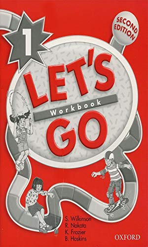 Let's Go 1: Workbook (Let's Go Second Edition) (0194364445) by Wilkinson, S.; Frazier, K.; Nakata, R.; Hoskins, B.