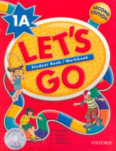 LET S GO 1A STUDENT BOOK/WORKBOOK: R.NAKATA/K.FRAZIER/B.HOSKINS/S.WILKINSON