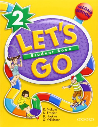 9780194364539: Let's Go 2: Student Book (Let's Go Second Edition)